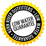Low Water Guarantee badge