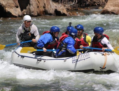 Best Rafting Photos from May, 2018