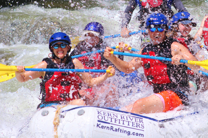 Kern River Rafting | Southern California's Best River Trip 2019