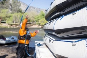 Kern River Guide School