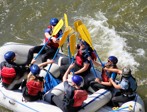 When is the best time of year to run a 2019 Kern River rafting trip?