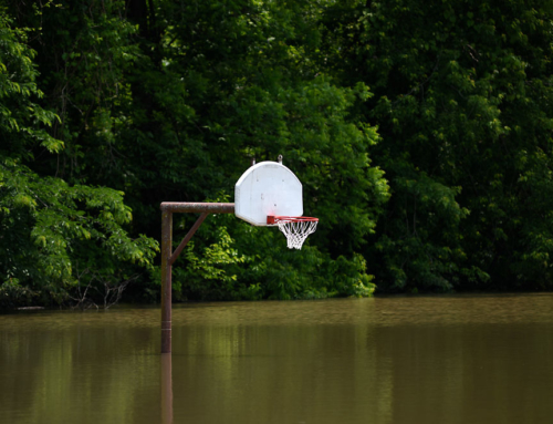 Basketballs and Cubic Feet per Second