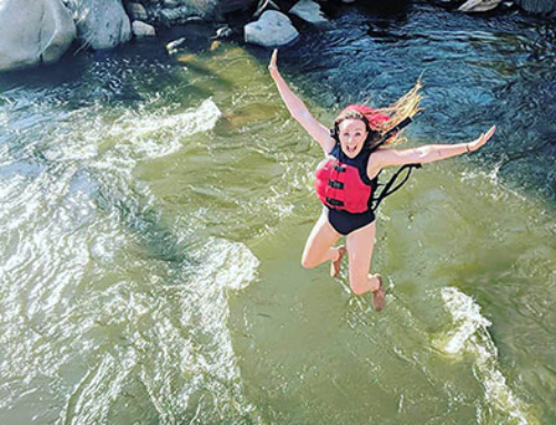 Jump Rocks on the Kern River