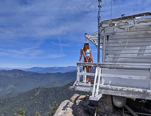 Fire Lookouts in the Kern River Area